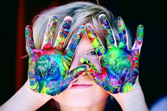 child with painted hands .jpg